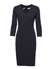 Gustava Dress HW - MARINE BLUE