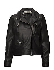 Gwenda Jacket HW - BLACK