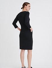 InWear - Nira Dress - midi-kleider - black - 4