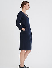 InWear - Nira Dress - midi jurken - marine blue - 3
