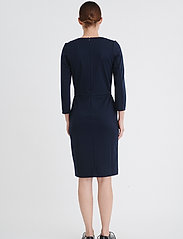 InWear - Nira Dress - midi jurken - marine blue - 4
