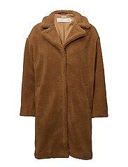 Eilene Coat OW - CARAMEL