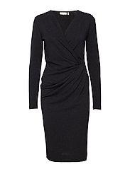 Vic Dress - BLACK