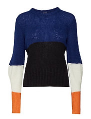 Vixen Pullover - BLUE COMBI