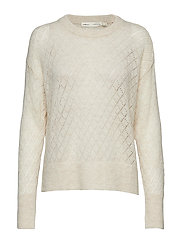 Willette Pullover - FRENCH NOUGAT