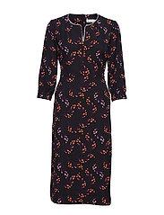 Nichelle Dress - MINI FLOWERS