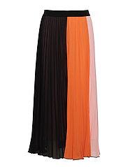 Noni Skirt - COLOUR BLOCKING