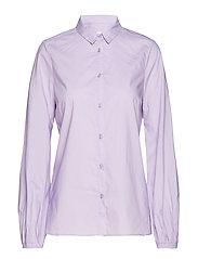 Naila Shirt - PURPLE ROSE
