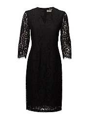 Zada Dress - BLACK