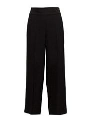 Zhen Culotte Pants MA18 HW - BLACK