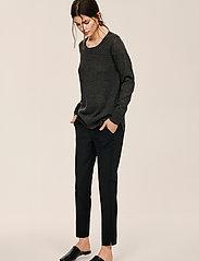 InWear - Zella Pant - slim fit bukser - black - 0