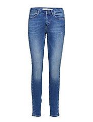Aggi Slim Jeans - MEDIUM VINTAGE