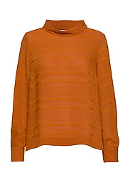 Noelle Blouse - RUST