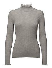 Noah Pullover MA_18 - NEW LIGHT GREY MELANGE