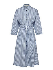 Howard Dress - NAUTIC BLUE STRIPE