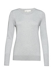 Zabine Pullover - NEW LIGHT GREY MELANGE