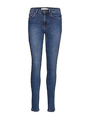 Eliza Skinny Jeans - MEDIUM VINTAGE