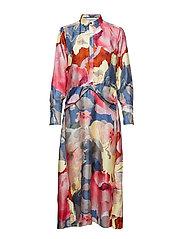 IW50 06 Hepburn Dress - BOTANICAL EXPLOSION