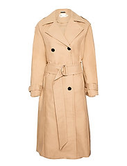 IW50 01 Amber Coat - CAFE AU LAIT