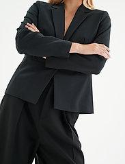 InWear - Zella Blazer - figursydda kavajer - black - 0
