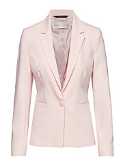 Zella Blazer - ROSE QUARTZ
