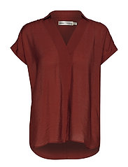 Scotia Top - RUSSET BROWN