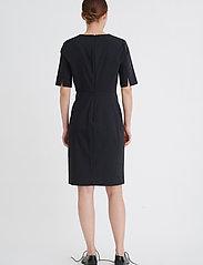 InWear - Zella Dress - cocktailklänningar - black - 4