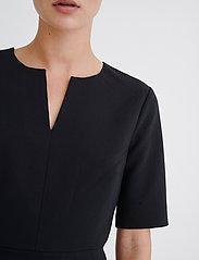 InWear - Zella Dress - cocktailklänningar - black - 5