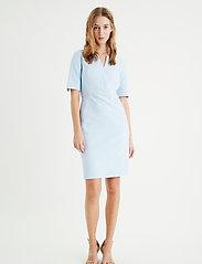 InWear - Zella Dress - vardagsklänningar - bleached blue - 3