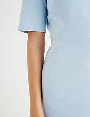 InWear - Zella Dress - vardagsklänningar - bleached blue - 4