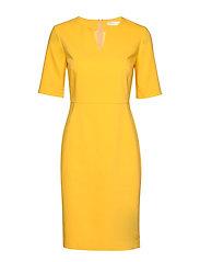 Zella Dress - GOLDEN YELLOW