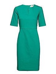 Zella Dress - PEPPER GREEN