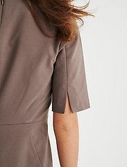 InWear - Zella Dress - vardagsklänningar - sandstone - 4