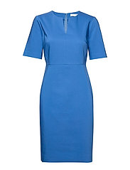 Zella Dress - STRONG BLUE