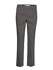 ZellaIW Kickflare Pant - GRAPHIC DOTS