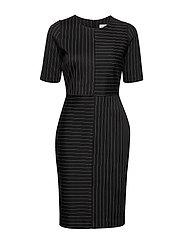 IvonneIW Dress - PINSTRIPE