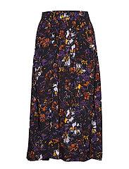KavitaIW Skirt - PETUNIA WILD FLOWER