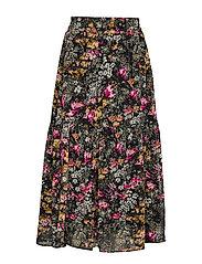 KairaIW Skirt - FLOWER EXPLOSION