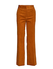 JazlynIW Bootcut Pant - RUST