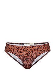 InWear Korona Bikini Bottom - RUST SIMPLE LEO