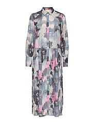 IW50 36 NaomiIW Dress - STORMY SKY