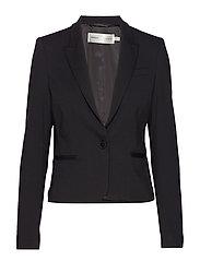 RoseauIW Short Blazer - BLACK