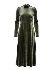 OrielIW Dress - OLIVE LEAF