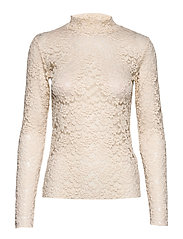 OctaIW Blouse - FRENCH NOUGAT