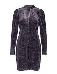 OnoIW Short Dress - BLACK