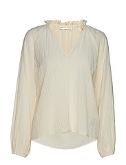 CalenIW Blouse - FRENCH NOUGAT