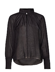 CordeliaIW Blouse - BLACK