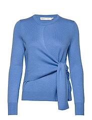 EmaleeIW Tie Pullover - MARINA