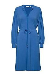 OritIW Shirt Dress - STRONG BLUE
