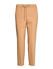 ZellaIW Pull-on Pants - WARM CAMEL